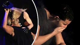 Madonna si asi příště rozmyslí, na koho se vrhne...