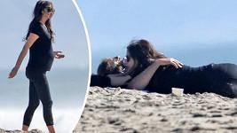 Takhle si Irina a Bradley užili Valentýna