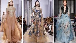 Českých krásek bylo na pařížském týdnu módy plno.