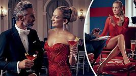 Kate Hudson pózuje ve slavném kalendáři.