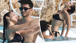 Bella Hadid si Cannes skvěle užívá i bez přítele The Weeknda...
