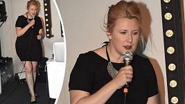 Tereza Černochová na festivalu v Karlových Varech