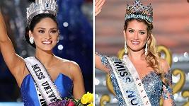 V soutěžích krásy uspěly dívky z Filipín a Španělska.