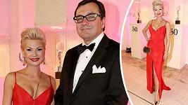 Natali Ruden a Petr Ježek tvoří pár.