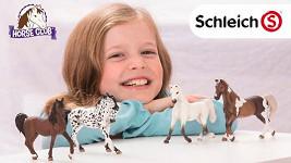 Skvělá zábava s figurkami Schleich
