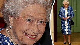 Královna Alžběta II. je opět zdravá jako rybička!