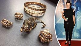 Martu Jandovou ozdobí hodně drahé šperky.
