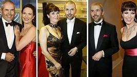 Tereza Kostková a Marek Eben moderují StarDance už desátý rok.