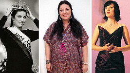 Ivana Christová je na váhovém maximu.