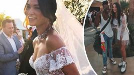 Shanina Shaik se provdala za známého DJe.