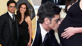 John Stamos se nemůže dočkat miminka.