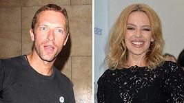 Dají to Kylie Minogue a Chris Martin dohromady?