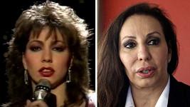 Slavná zpěvačka po 30 letech