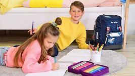 Kvalitní školní potřeby pro děti