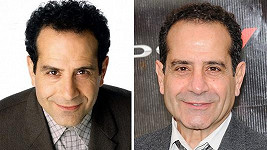 Tony Shalhoub alias Adrian Monk