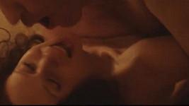 Táňa Pauhofová a Karl Markovics ve filmu Lída Baarová. To neměl nikdo vidět!