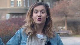 Tereza Dočkalová je moderátorkou pořadu Kokoti na neděli.