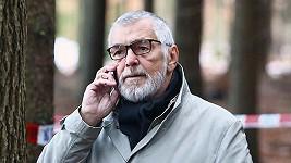 Jiří Bartoška se objeví v novém seriálu.