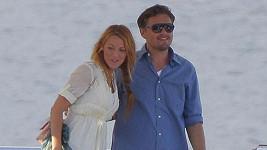 Leonardo DiCaprio a jeho nová láska.