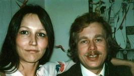 Marta Kubišová s Václavem Havlem(1973)