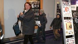 Iva Janžurová s vnoučky.