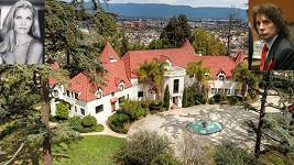 Dům, ve kterém Phil Spector zastřelil herečku Lanu Clarkson, se prodal.