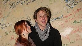 Tomáš s Kamilou spolu hodně laškovali.
