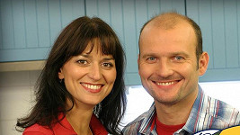 Adéla Gondíková a Dalibor Gondík