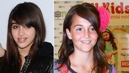 Dcery Madonny a Martiny Gavriely vypadají jako dvojčata.