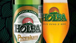 Holba Premium - vítěz Soutěže České pivo roku 2020