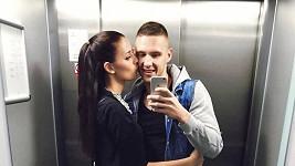 Bývalého obránce Sparty a Českou Miss 2012 čeká zkouška vztahu.