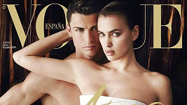 Cristiano Ronaldo a Irina Shayk