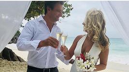 Jitka Hosprová se vdala
