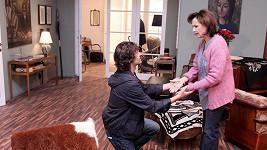 Není divu, že krásná Freimanová dostává komplimenty od mužů v seriálu i v reálném životě.