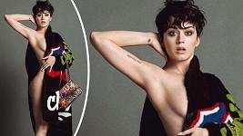 Katy Perry pro Moschino