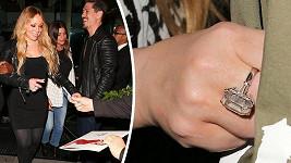Žádnou citovou újmou kvůli prodanému šperku zřejmě netrpí.