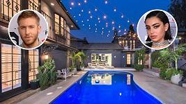 DJ Calvin Harris prodal dům zpěvačce Charli XCX.