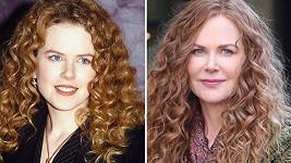 Nicole Kidman se díky seriálu vrací ke své přírodní zrz.