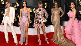 Módní paráda z 63. udílení cen Grammy