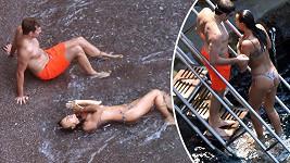 Irina Shayk a Bradley Cooper si dopřávají chvilky jen ve dvou.