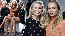 Christie Brinkley s dcerou Sailor