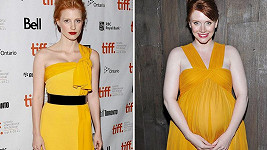 Jessica Chastain a Bryce Dallas Howard (vpravo)