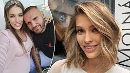 Čerstvě vdaná Jasmina Alagič změnila střih i barvu vlasů.