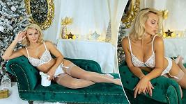 Bára Mottlová je neuvěřitelně sexy.