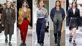 Miroslav Prokop boduje na týdnu módy v Paříži.