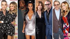 Která celebrita využila náhradní matku?