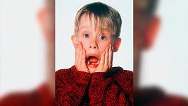 Macaulay Culkin jako Kevin McCallister