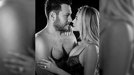 Michal s Karolínou nafotili odvážné snímky.