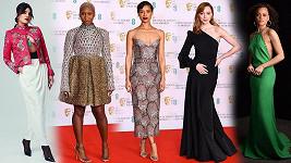 Móda na cenách Britské filmové a televizní akademie