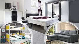 Skandální snížení cen nábytku
